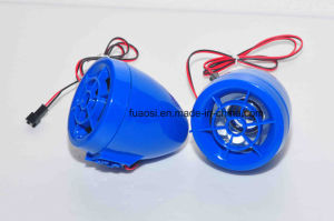 Wireless Motorcycle Alarm System MP3 Audio pictures & photos
