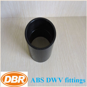 4 Inch Size ABS Dwv Fitting Coupling pictures & photos
