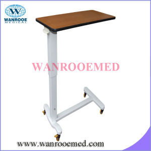 Height Adjustable Hospital Side Table pictures & photos