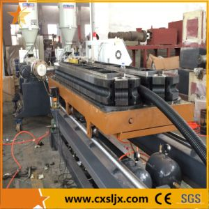 Double Layer Corrugated PP PE Pipe Making Machine pictures & photos