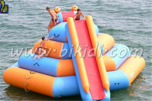 Inflatable Climb Wall, Water Sports Inflatable Water Park D3022 pictures & photos