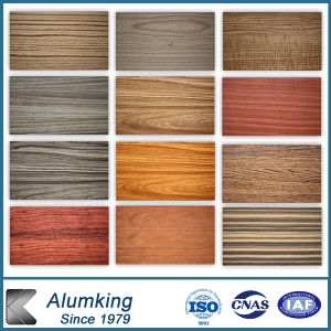 Wooden Surface ACP/Aluminium Composite Panel pictures & photos