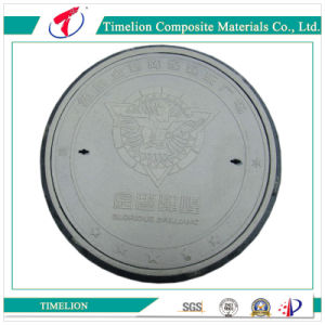 Fire Resistant Composite Sewage Manhole Cover pictures & photos