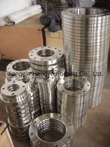Hot Forged Nickel Base Alloy Flanges of Material B564 N06625 pictures & photos