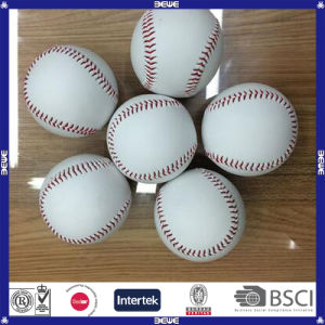 PVC Leather Eco Siganature Baseball with Soft Cork Core pictures & photos