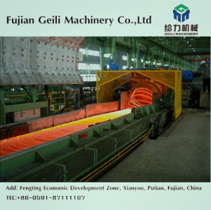 High Speed Wire Rod/Straight Bar Production Line pictures & photos
