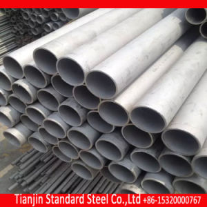 Ss 321 Welded Stainless Steel Pipe 1.4541 pictures & photos