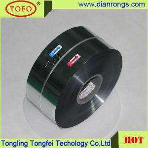 Tofo MPET Film Aluminum and Zinc Metallized Film for Capacitor pictures & photos