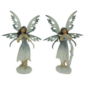 Polyresin Fairy Figurine for Home Decoration pictures & photos