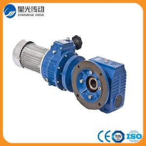 S Series Helical Worm Reduction Gearbox pictures & photos