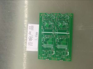 Double Sided PCB Printed Circuit Board Multilayer PCB for Audio Products