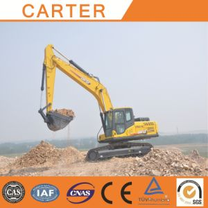 Hot Sales Carter CT220-8c Multifunction Heavy Duty Hydraulic Crawler Excavator pictures & photos