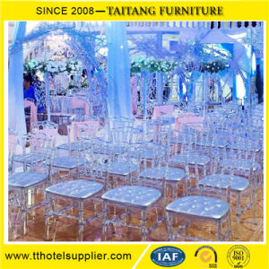 Cheap Price Hot Sale Clear Napoleon Chair pictures & photos