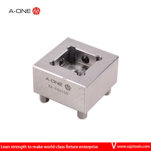 Precision Steel Flat Weling Electrode Brass Holder for EDM Machine pictures & photos