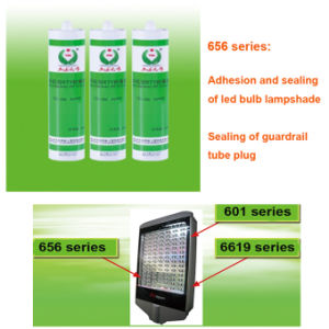 RTV Silicone Sealant for Sealing LED Bulb Electronic Components Metal Glass Plastic pictures & photos