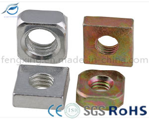 High Quality Carbon Steel Stainless Steel Square Nut