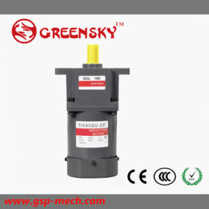 90W 90mm AC Induction Gear Motor pictures & photos