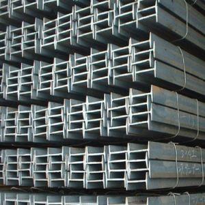 JIS Standard H Beam /Boron Alloyed H Beam/Carbon H Beam Steel pictures & photos