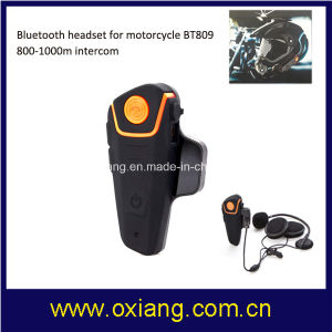 Waterproof Bt Intercom Motorcycle Helmet Bluetooth Headset pictures & photos