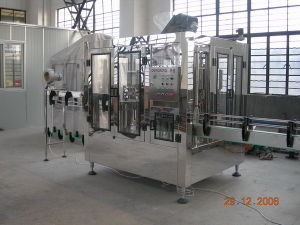 3000bottle/Hour Mineral Water Production Line pictures & photos