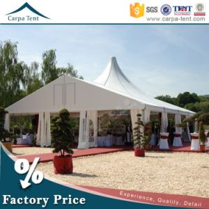 Huge Cheap Waterproof Mixed Wedding Party Tent for 500 People pictures & photos
