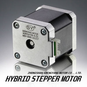 NEMA 17, 34 Electrical Stepper Motor with Competitive Price pictures & photos