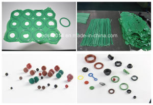 Custom Molded Slicon Rubber Gasket for Controller pictures & photos