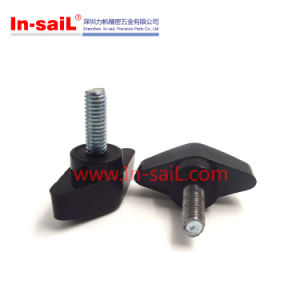 China Fastener Supplier Black Bakelite Knobs for Machinery pictures & photos