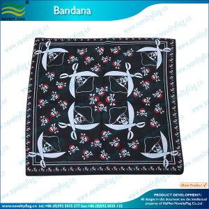 Fashion Skull Designed Bandana & Handkerchief (M-NF20F19016) pictures & photos