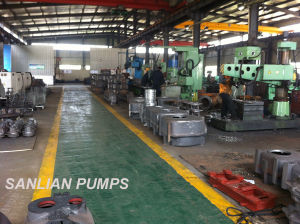 Stainless Steel End Suction Pump pictures & photos