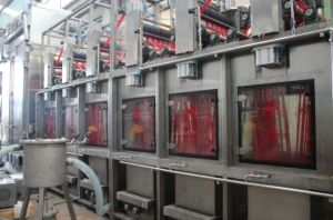 Safety Belt Webbings Continuous Dyeing and Finishing Machine Best Price pictures & photos