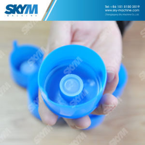 55mm 4 Gallon Plastic Cap for Pure Water Bottle pictures & photos