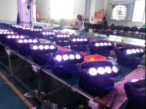 10 Watt 8 PCS RGBW Moving Head LED Beam/LED Spider DJ Disco Bar Beam Moving Head Light pictures & photos