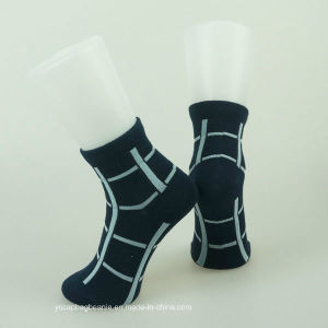 Custom 100% Cotton Dry Fit Running Sport Socks pictures & photos