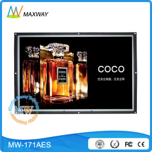 Open Frame 17.3 Inch LCD Advertising Display with Motion Sensor pictures & photos