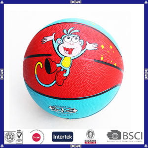 Beautiful Custom Design Rubber Basketball pictures & photos