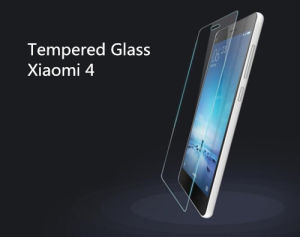 Tempered Glass Screen Protector for Xiaomi 4 Exlra Hard 0.3mm pictures & photos
