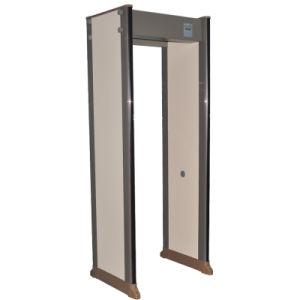 33 Zones of Digital Door Frame Metal Detector pictures & photos