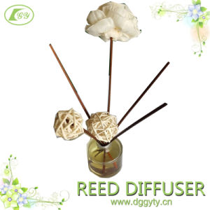 Essential Oil Reed Frgrance Diffuser with Rattan Reed Stick pictures & photos