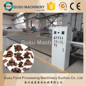 China Gusu Brand Two Color Filling Chocolate Molding Machine pictures & photos