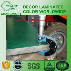 Green Compact High Pressure Laminate (HPL 18mm) pictures & photos