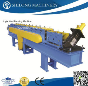 CE Approved U Light Keel C Stud Cold Roll Forming Machine pictures & photos