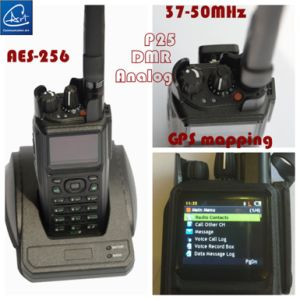 AES-256 Security Encryption Digital Low Band Handheld Radio pictures & photos