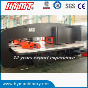 T30 type CNC hydraulic turret punching machine pictures & photos