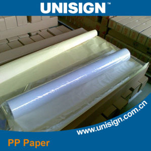 Hot-Selling PP Synthetic Paper pictures & photos
