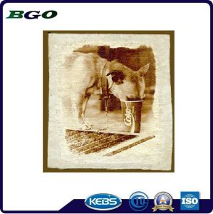 Digital Printing Fabric, Waterproof Cotton Oil Canvas (265g 100% cotton) pictures & photos