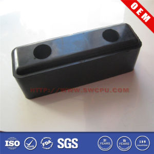 Customized for Truck Metal Rubber Bumper (SWCPU-R-B003) pictures & photos