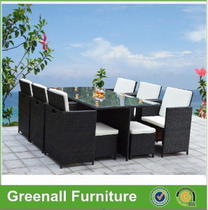 Outdoor Hot Sale Rattan Dining Set pictures & photos