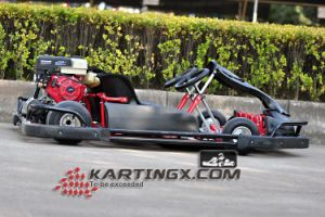 Double Seats 200cc/270cc Honda Engine Gas Racing Go Kart (Karting GC2005) pictures & photos