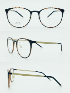in Stock Plastic Steel Hot Selling New Style Light Eyeglasses Eyewear Optical Frames pictures & photos